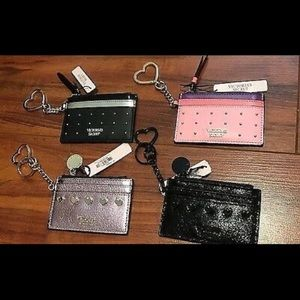 Victoria secret card holders